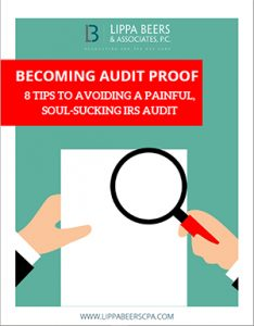 Thumbnail of eBook 8 tips to avoiding a painful, soul-sucking IRS audit