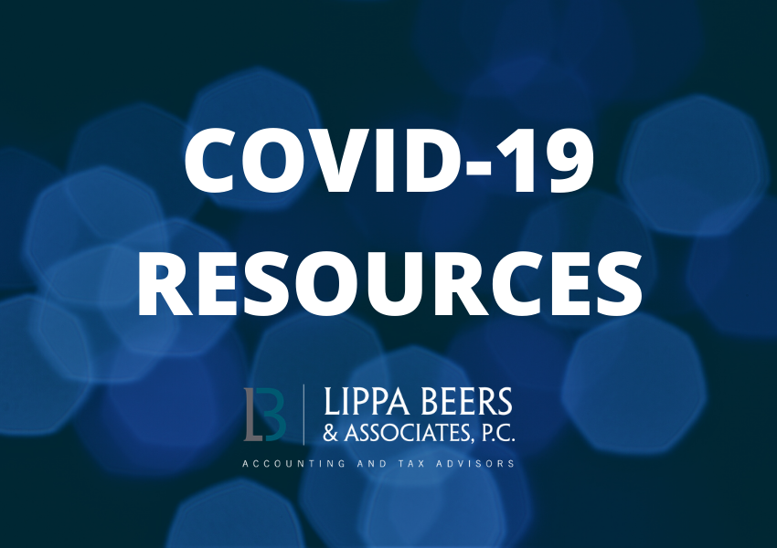 COVID19 Resources for your small business and self